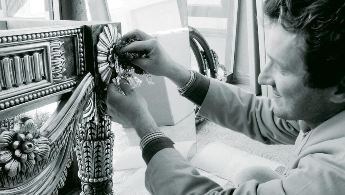 reallizzazione e cura del dettaglio - Cappellini Intagli