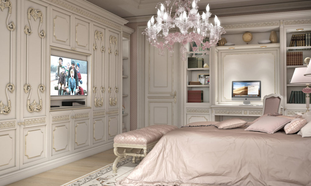 camera figlia - Mosca vista 2